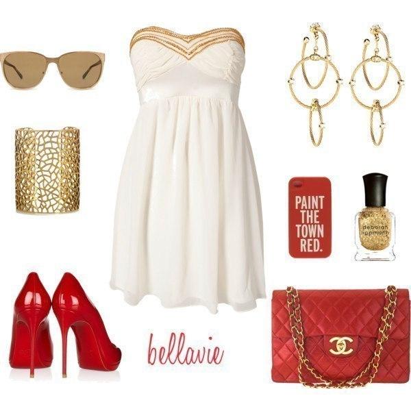 Картинки комплектов модной одежды